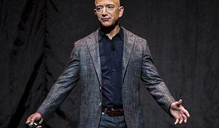 Jeff Bezos już niedługo poleci w kosmos
