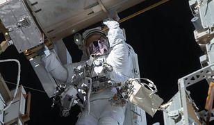 ISS uszkodzona. Stacja zderzyła się z kosmicznymi śmieciami