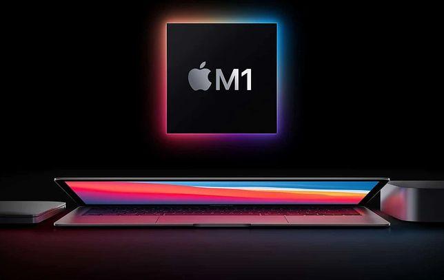 Apple M1 to nowa linia procesorów do sprzętu z systemem MacOS