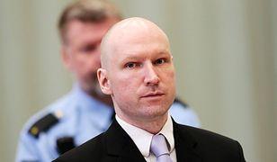 Prawicowy terrorysta Anders Breivik został skazany na karę więzienia, którą można przedłużać bezterminowo