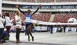 Yared Shegumo zwycięzcą 35. PZU Maratonu Warszawskiego