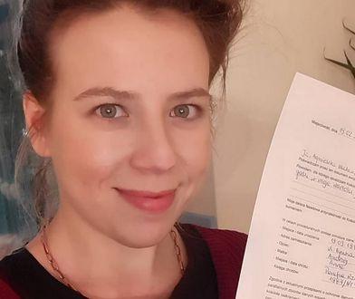 Aktorka kabaretowa złożyła wniosek o apostazję. Ma poważne powody