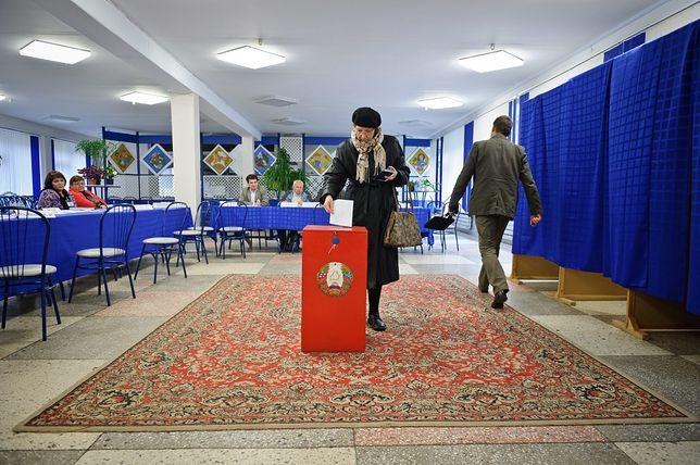 Wyniki wyborów zostaną podane w poniedziałek