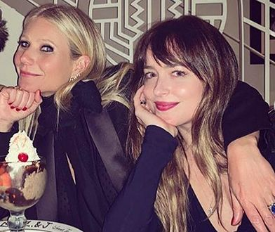 Dakota Johnson spotyka się z byłym mężem Gwyneth Paltrow. Nie przeszkadza im to w przyjaźni