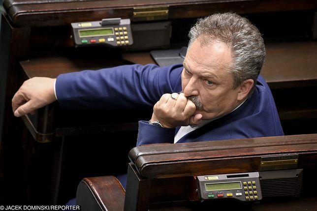 """Po publikacji WP panika i oskarżenia w biurze posła Marka Jakubiaka. """"Kto wydał!?"""""""