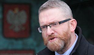 Grzegorz Braun został oficjalnym kandydatem w wyborach uzupełniających w Gdańsku