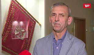 """Sławomir Broniarz komentuje słowa kurator oświaty. """"To zwykłe pomówienie"""""""