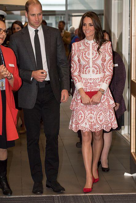 To oni dbają o Kate i Williama w czasie zagranicznych wizyt