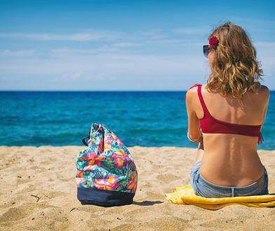 Najmodniejsze torby na plażę