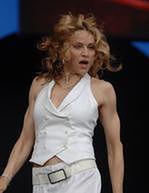 Madonna: Wspaniały facet Al Gore