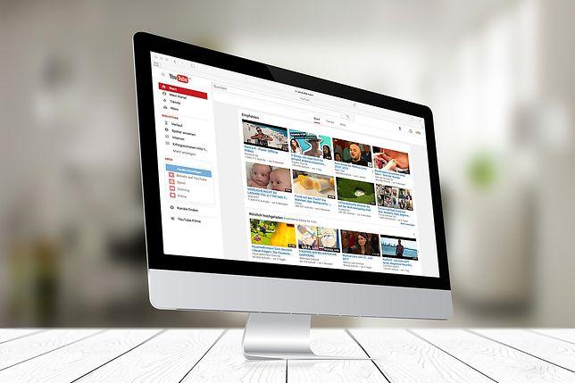 YouTube może tymczasowo przestać działać