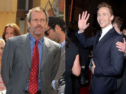Tom Hiddleston i Hugh Laurie razem w serialu