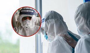 Ratownik medyczny o koronawirusie