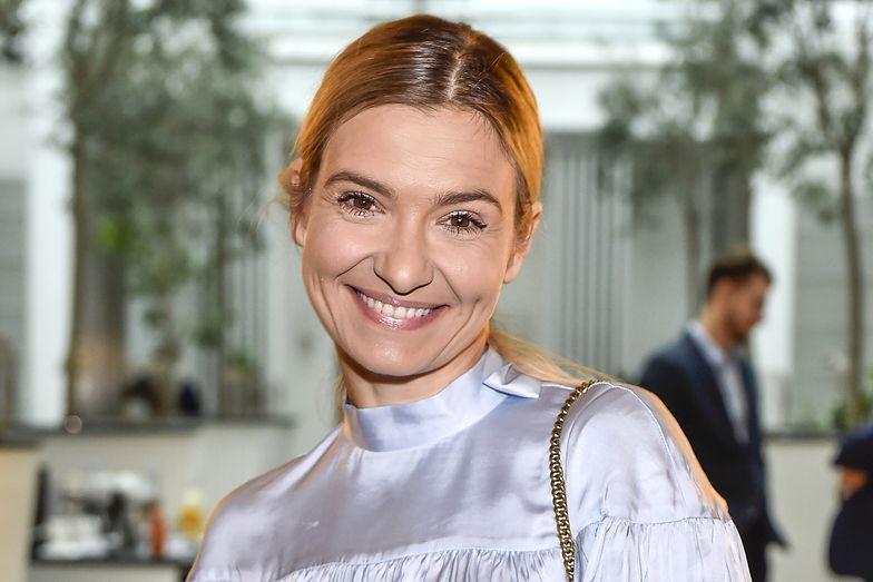 """Joanna Koroniewska zachwyca ciałem w bikini. """"Pierwsza klasa"""""""