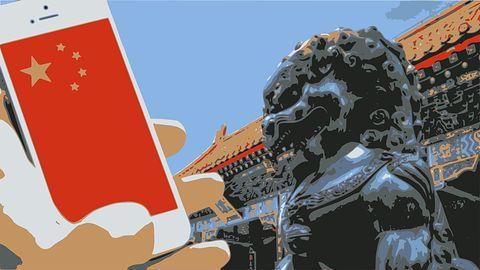 Chiny hakują spreparowanymi witrynami. Celem mniejszość muzułmańska