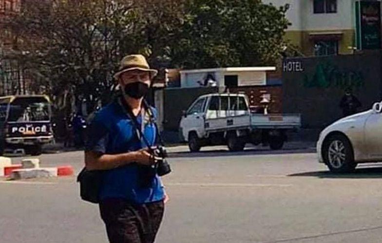 Polski fotoreporter zatrzymany w Mjanmie. MSZ potwierdza