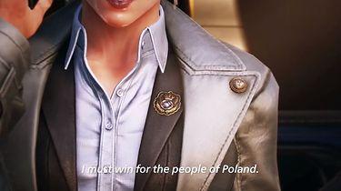 Tekken 7 - wszystko jasne. Pani premier to Lidia Sobieska - Tekken 7