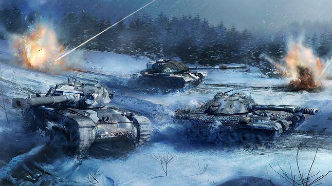 World of Tanks - wersja PS4/XONE
