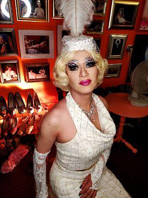 Kim Lee nie żyje. Była jedną z najpopularniejszych polskich drag queen