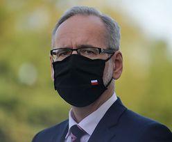 Powrót do szkół. Minister Adam Niedzielski mówi wprost