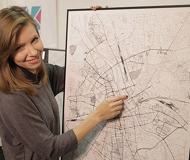 Pomysł na biznes: Mapy dekoracyjne