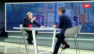 Niespodziewany zwrot podczas dyskusji o TVP. Piotr Gliński zapomniał nazwy TVN