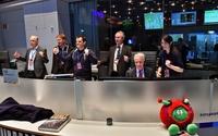 Lądownik Philae, który osiadł na komecie, ma duże kłopoty