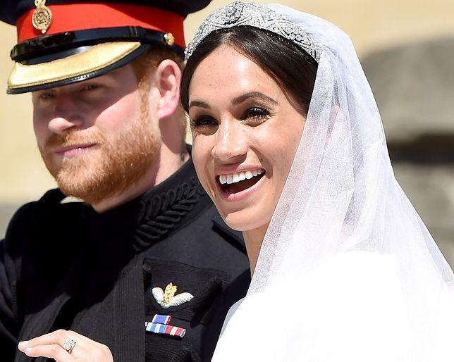 Meghan i Harry nie patrzyli na pieniądze przy organizacji ślubu