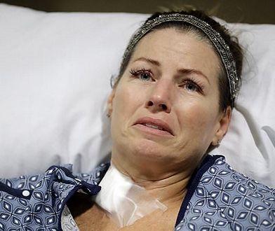 """Pielęgniarka sama opatrzyła swoje rany po strzelaninie w Las Vegas. """"Wiedziałam, że się wykrwawię"""""""