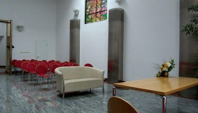 Sala ślubów w Urzędzie Stanu Cywilnego na Białołęce