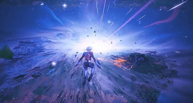 Fortnite znika w czarnej dziurze. Epic Games wyłącza serwery, gracze zaniepokojeni