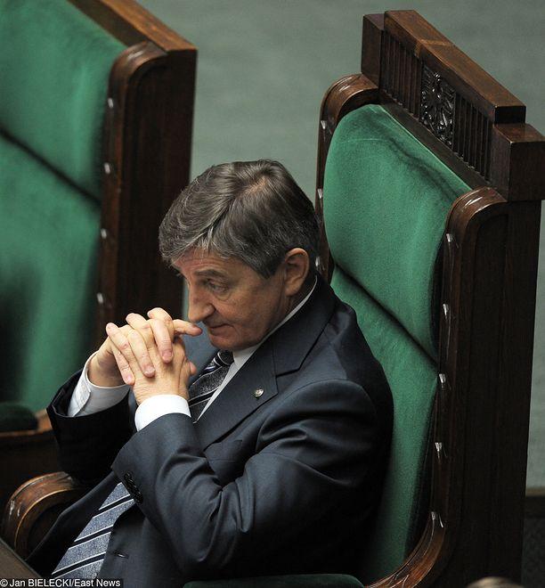 Marek Kuchciński jest marszałkiem Sejmu od 12 listopada 2015 roku