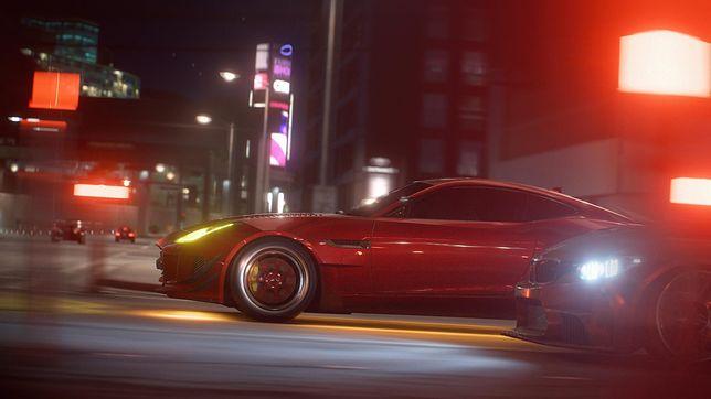 Seria Need for Speed uwzględnia wyścigi nocne i za dnia