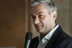 Robert Biedroń zarejestrował komitet wyborczy. Na dwa nazwiska