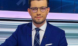 Widzowie już go nie zobaczą. Molęda odchodzi z Polsat News