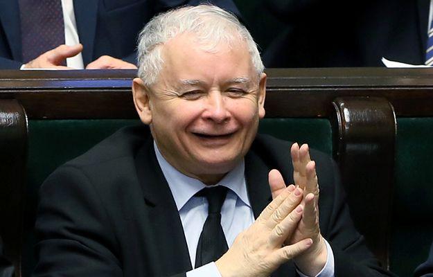 Kaczyński: demokracja zagrożona? Śmiechu warte