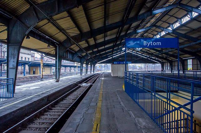 Bytom. W ramach inwestycji PKP PLK remontu doczeka się zabytkowa hala peronowa bytomskiego dworca PKP.