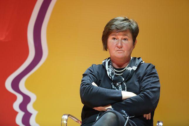 Wypowiedź posła SLD wywołała burzę. Prof. Magdalena Środa komentuje.