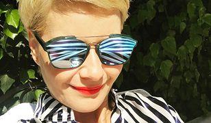 Małgorzata Kożuchowska wypoczywa na plaży. Gdzie poleciała na wakacje?
