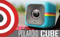 Polaroid Cube - Tania Kamera - Mała Kostka - Test - Recenzja - Prezentacja PL