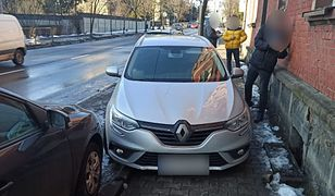 Śląskie. Dramatyczne zatrzymanie w Katowicach. Padły strzały
