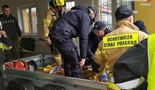 Śląskie. Szczęśliwe zakończenie poszukiwań. 65-latek wyziębiony trafił do szpitala