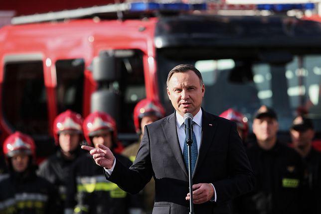 Prezydent Sosnowca dowiedział się o wizycie prezydenta Andrzeja Dudy z internetu