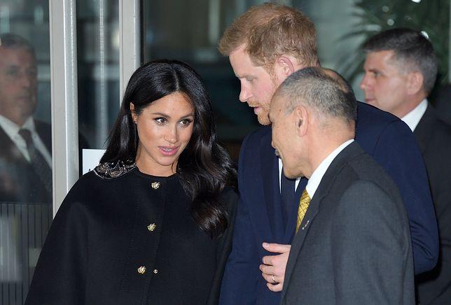 Meghan Markle i książę Harry wkrótce zostaną rodzicami