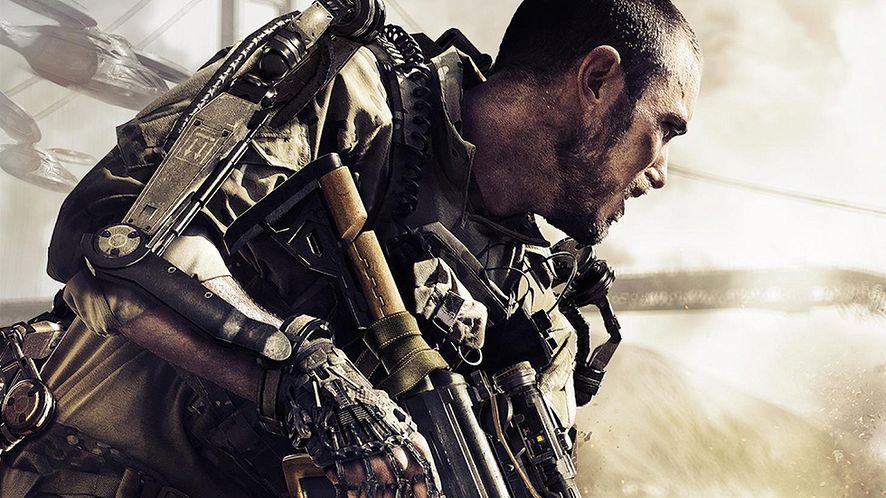Call of Duty: Advanced Warfare — odcinania kuponów ciąg dalszy