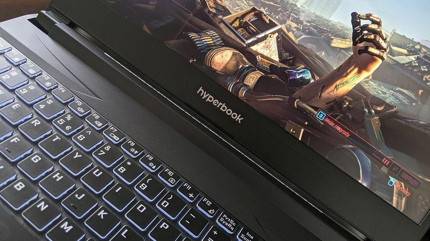 Hyperbook NH5, taka wydajność w super cenie! Co potrafi mobilny GeForce RTX 3060 - test