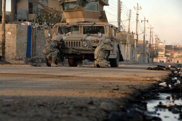 Bitwa o Mosul. Wojsko irackie weszło do miasta, trwają ciężkie walki z dżihadystami