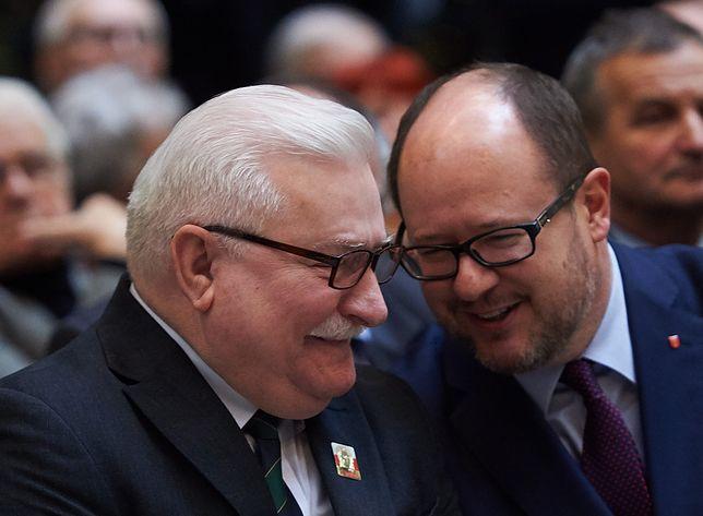 Lech Wałęsa nazywa Pawła Adamowicza swoim przyjacielem. I wzywa do działań.