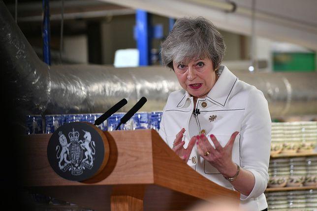 Premier May przekonuje, że tylko porozumienie z UE pozwoli uniknąć katastrofy