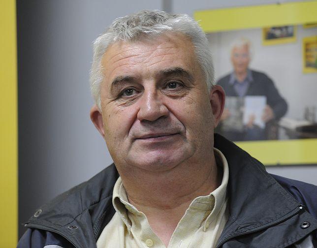 Dariusz Loranty, były policjant